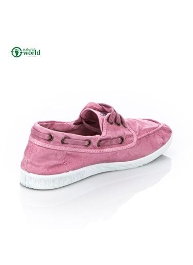 Natural World Ayakkabı Kırmızı